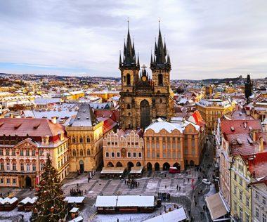 Hosszú hétvége Prágában áprilisban, 4 csillagos szállással és repjeggyel: 48.700 Ft-ért!