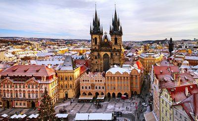 Hosszú hétvége Prágában, 4 csillagos szállással és retúr repjeggyel: 47.750 Ft-ért!