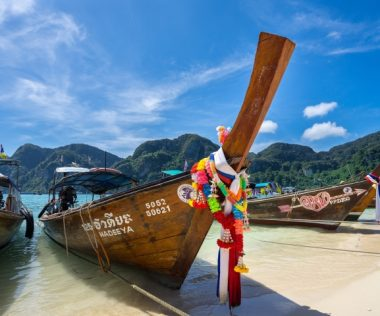 10 napos utazás Thaiföldön, Phuketen 4 csillagos medencés szállással 203.850 Ft-ért!
