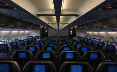 Mit csinálnál egyedüli utasként egy 180 fős gépen? Ez a nő így utazott!