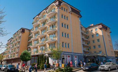 Hét hotele – Hotel Palace Hévíz****