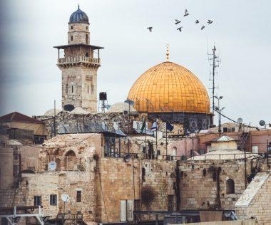 Retúr repülőjegy Izraelbe 11.280 Ft-ért budapesti indulással!