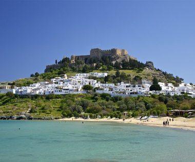 Görögország: Egy hetes nyaralás rendkívül olcsón Rodoszon 38.780 Ft-ért!