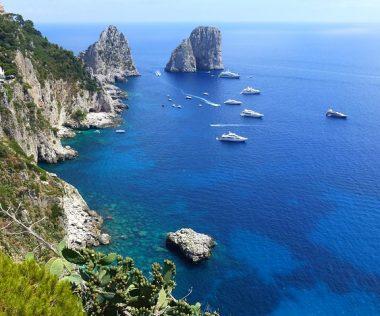 Jártál már Caprin? Megmásznád a Vezúvot? Irány 5 napra Nápoly és környéke: 45.500 Ft-ért!