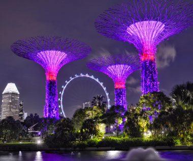 1 hetes út Szingapúrba október végén repjeggyel, feladott poggyásszal, négycsillagos szállodával 235.300 Ft-ért!