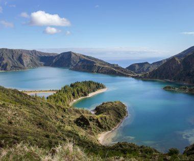 Európai Hawaii: 9 nap Azori-szigetek elképesztő áron 54.000 Ft-ért!