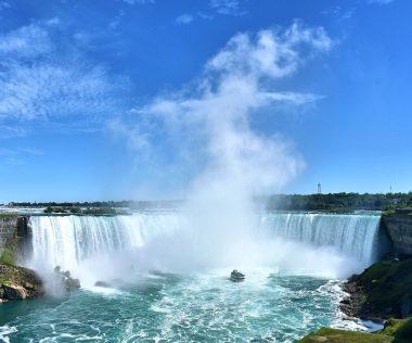 A Niagara-vízesést látni kell! Retúr repjegy + 7 éj belvárosi különleges szállás Torontóban 261.600 Ft-ért