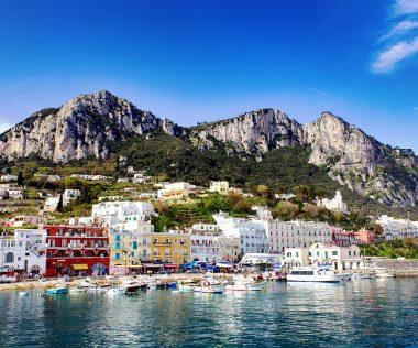 6 nap Nápoly és környéke: Capri, Pompei, Sorrento, Amalfi! 36.180 Ft!