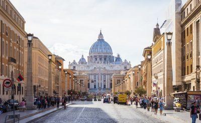 3 teljes nap Róma szállással és repülővel 29.330 Ft-ért!