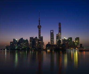 10 nap Shanghai, Kína, 4 csillagos hotellel és repjeggyel: 203.200 Ft-ért!