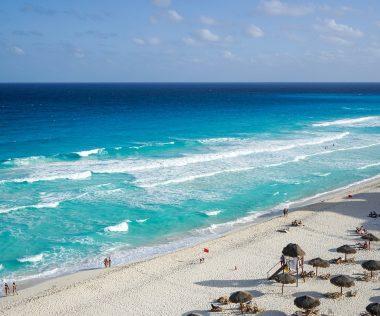 Nyaralj 9 napot, igazi fehér homokos tengerparton Mexikóban, Cancunban: 245.800 Ft-ért!