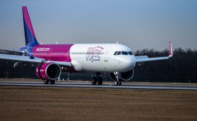 Wizz Air felfüggeszti debreceni bázisának működését, törli brüsszeli járatait