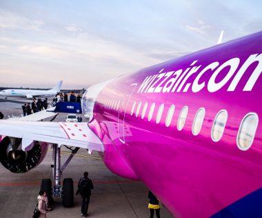 Micsoda újítás: automatikus utasfelvétel a Wizz Air-től (500 Ft-ért)