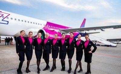 16 éves a Wizz Air, 16% százalék kedvezmény jár az utasoknak ajándékba