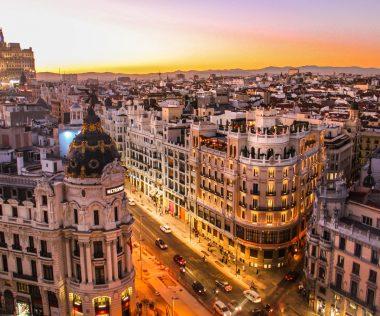 EZT NÉZD: hosszú hétvége Madridban szállással: 40.500 Ft-ért!