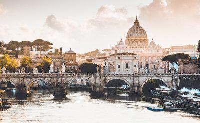 4 napos utazás Rómába péntektől hétfőig 20.500 Ft-ért!