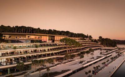 Megnyílt Horvátország legexkluzívabb tengerparti szállodája! 30 milliárd forintból épült!