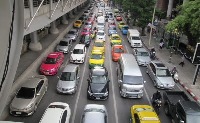 2. nap – Bangkoki pára
