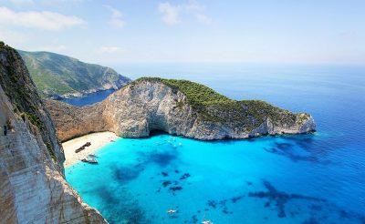 Görög ajánlat: 1 hét Zakynthos 4 csillagos tetőtéri medencés rendkívül jó hotellel, reggelivel, repülővel 100.880 Ft-ért!