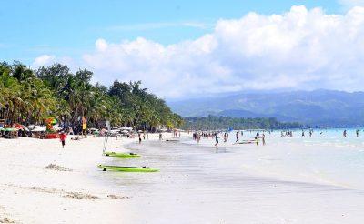 9 nap álmaid tengerpartján: Boracay, Fülöp-szigetek