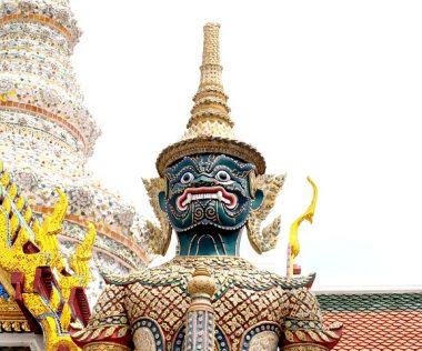 Bécs – Bangkok retúr repjegy közvetlen járattal 149.200 Ft-ért!