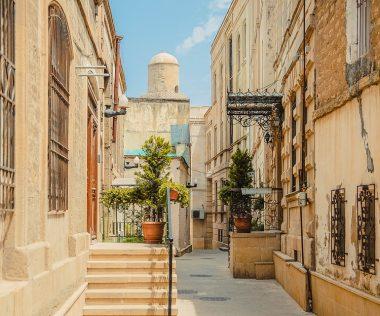 3 nap Baku repjeggyel, szállással az óvárosban 58.400 Ft-ért!