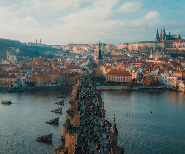 Hosszú hétvégén városlátogatás Prágában 33.960 Ft-ért!