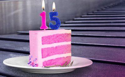 15 éves a Wizz Air: 15% százalék jár az utasoknak ajándékba