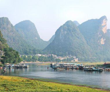 12 nap Kínában, a csodás Yangshuoban, 4 csillagos szállással, repjeggyel és vonatjeggyel 199.350 Ft-ért
