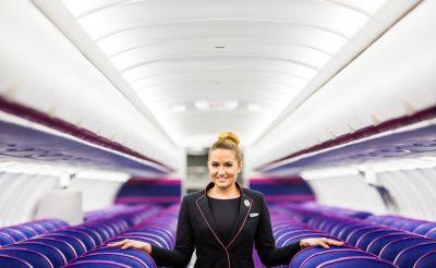 6 új Wizz Air járat a bécsi repülőtérről!