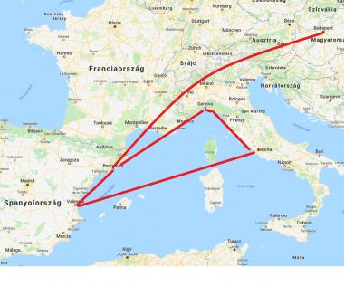 8 napos mediterrán hajóút 14 emeletes luxus óceánjáróval 213.500 Ft-ért!