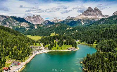 Lago di Braies és Bohinji-tó – a Dolomitok legszebb tavainak felfedezése