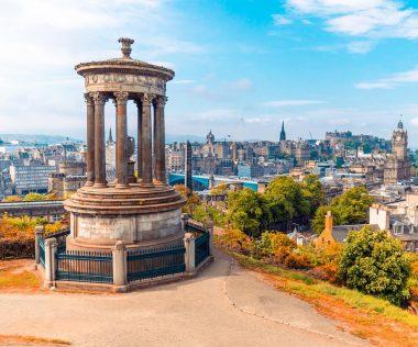 Irány Skócia, irány Edinburgh! Retúr repjegy + 2 éj szállás csupán 24.900 Ft-ért! Ráadásul hétvégi időpont!