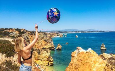 Felejthetetlen születésnap Dél-Portugáliában, Algarve tartományban