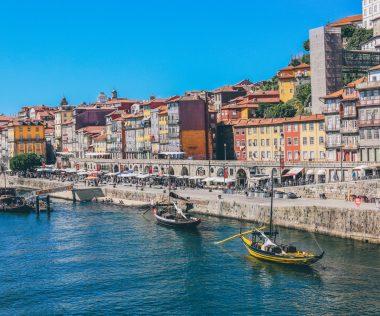 Nevetségesen olcsó: 4 napos villámlátogatás Portóban szállással, repülővel 20.000 Ft-ért!