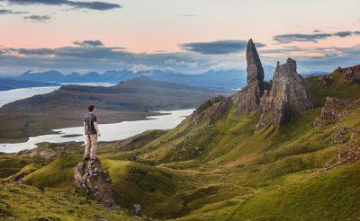 Kirándulnál? Irány a gyönyörű Skócia! Egy hetes utazás 46.150 Ft!