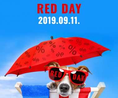 RED DAY – A maiUtazás.hu-n!