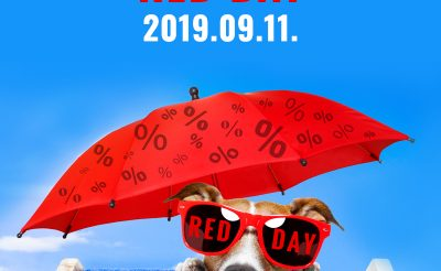 RED DAY – A maiUtazás.hu-n!