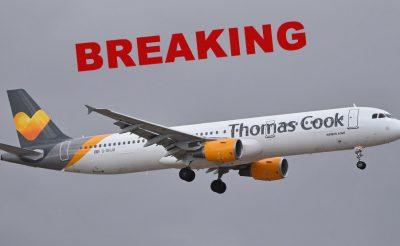 Becsődölt a Thomas Cook, több százezer turista tartózkodik jelenleg is külföldön!