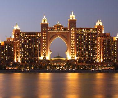 Luxus utazás: nyaralj a világ egyik legjobb hotelében: Atlantis Hotelben a Pálma-szigeten Dubajban!