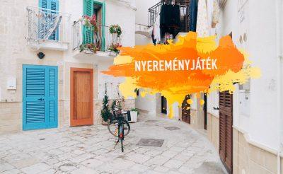 Őszi városnézés Európában – nyerj utazós ajándékokat a CHERRISK-kel!
