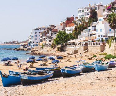 5 nap Afrika, Marokkó négy csillagos medencés hotellel, repülővel: 43.700 Ft-ért!