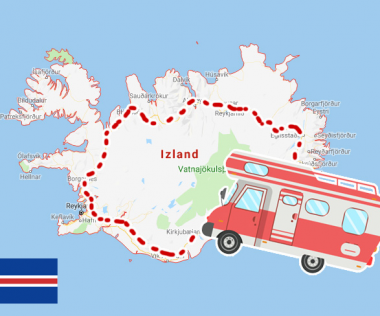 Kalandod: 4 napos izlandi körutazás alvóautóbérléssel, repülővel 50.630 Ft-ért!