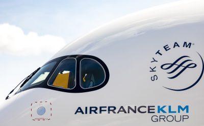 Az Air France és a KLM intézkedései a koronavírus kitörése kapcsán
