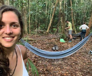 Brazil Amazónia – hátizsákos kalandok Hilari tollából