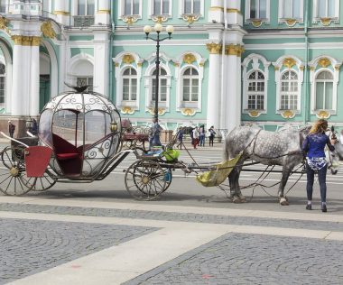 Egy hetes utazás Szentpétervárra 37.380 Ft-ért szállással és repülővel!
