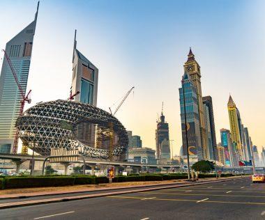 Egy próbát megér? 4 napos Dubaj szállással és repülővel 52.680 Ft-ért!