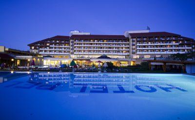 Legjobb hazai szállodák – Hunguest Hotel Pelion, Tapolca