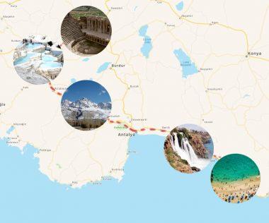 Egy hetes török körutazás magyar nyelvű idegenvezetővel, félpanzióval, 4-5 csillagos hotelekben 84.990 Ft-ért!