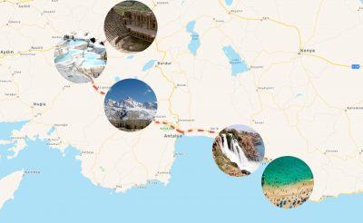 8 napos törökországi körutazás félpanzióval, 4-5 csillagos szállodákban, idegenvezetővel 88.990 Ft-ért!
